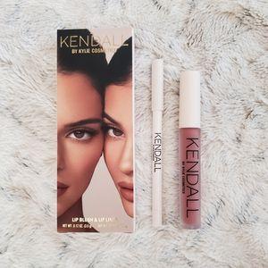 Kendal Lip Blush Kit Sister Sister Kylie Cosmetics